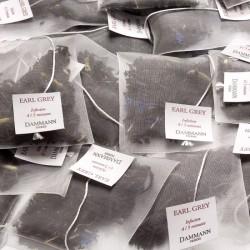 Sachets thé noir Earl Grey Yin Zhen Dammann Frères