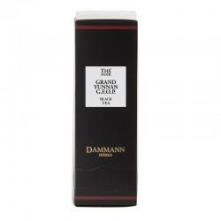 Boite thé noir Grand Yunnan GFOP Dammann Frères
