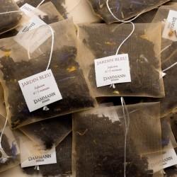 Sachets thé noir Jardin Bleu Dammann Frères