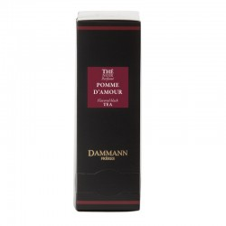 Boite thé noir Pomme d'Amour Dammann Frères