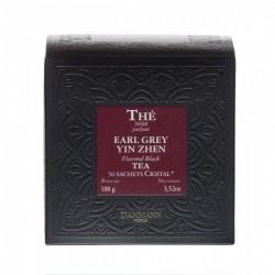 Boite de thé noir Earl Grey Yin Zhen Dammann Frères