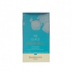 Boite thé glacé Jardin Bleu Dammann Frères