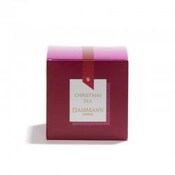 Boite de thé noir Christmas Tea Dammann Frères