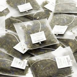 Sachets thé vert Earl Grey Calabria Dammann Frères