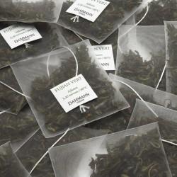 Sachets thé vert Fujian Dammann Frères