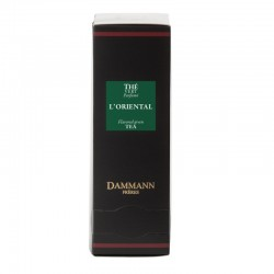 Boite thé vert L'Oriental Dammann Frères