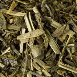 Dammann Frères thé vert Jaune Lemon