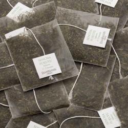 Sachets thé vert Sencha Fukuyu Dammann Frères