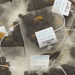 Sachets thé Oolong Caramel au Beurre Salé Dammann Frères