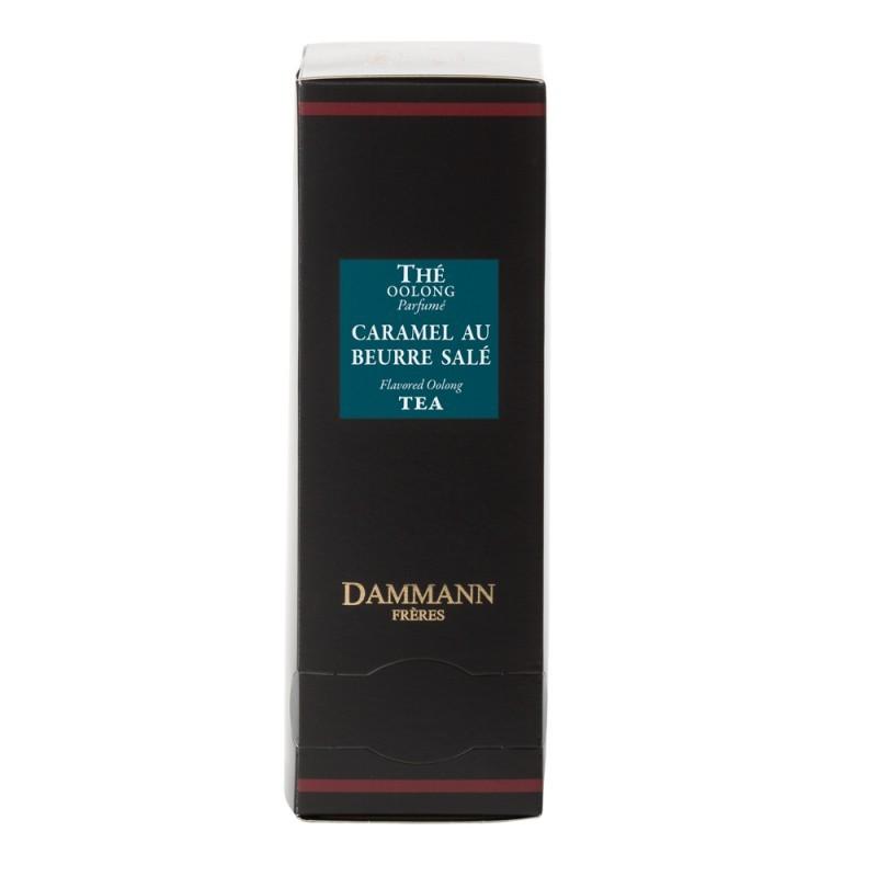 Boite thé Oolong Caramel au Beurre Salé Dammann Frères