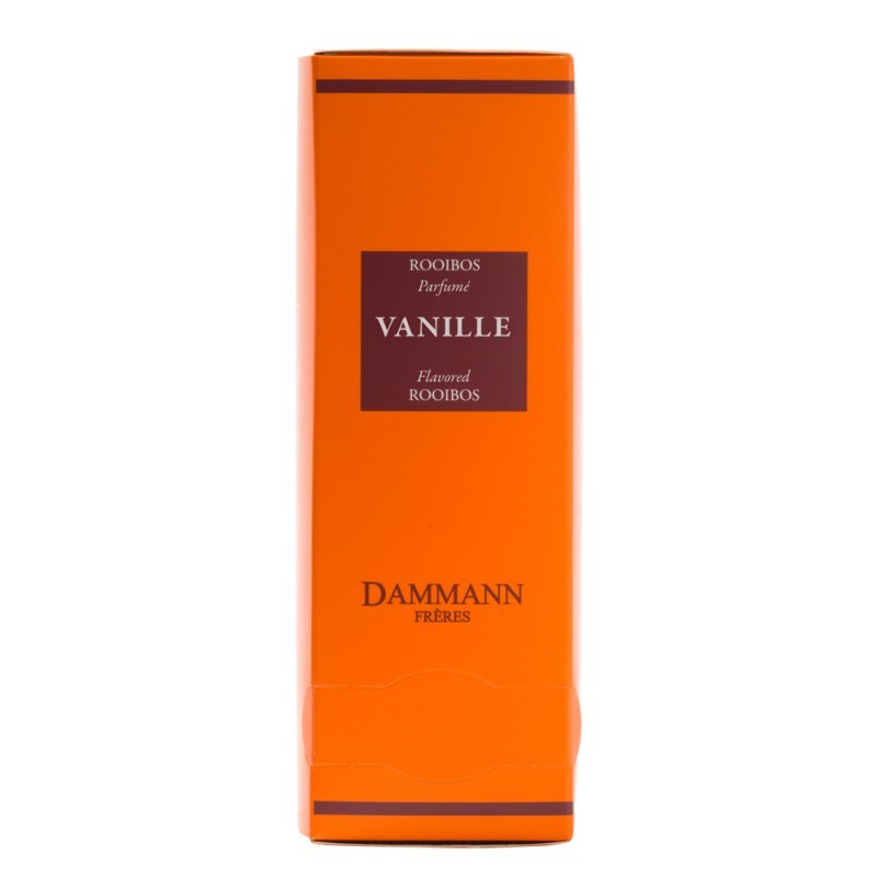 Boite rooibos Vanille Dammann Frères