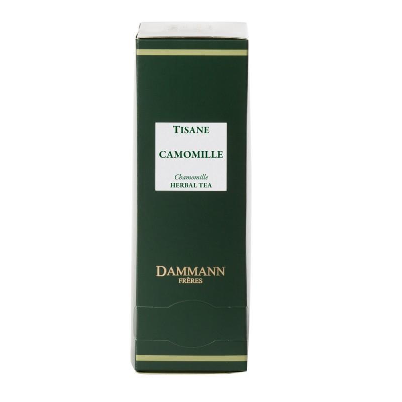 Boite tisane Camomille Dammann Frères