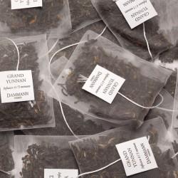 Sachets de thé noir Grand Yunnan GFOP Dammann Frères