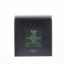 Boite de thé vert Nuit à Versailles Dammann Frères