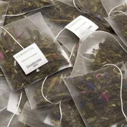 Sachets de thé vert L'Oriental Dammann Frères