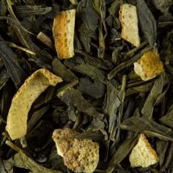 Dammann Frères thé vert Soleil Vert