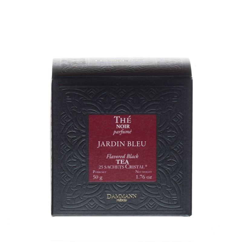 Boite de thé noir Jardin Bleu Dammann Frères