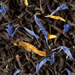 Dammann Frères thé noir Jardin Bleu