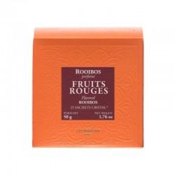 Boite de rooibos Fruits Rouges Dammann Frères