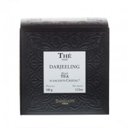 Boite de thé noir Darjeeling Dammann Frères