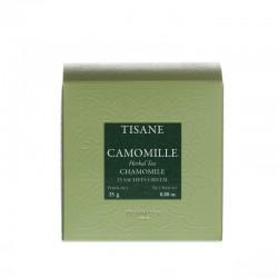 Boite de tisane Camomille Dammann Frères