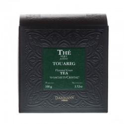 Boite de thé vert Menthe Touareg Dammann Frères